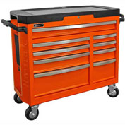 "Homak 41"" GT SERIES 9-Drawer Rolling Cabinet"