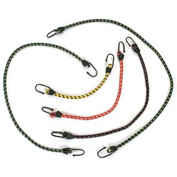 "24"" 9mm Hook Bungie Cord - Package of 10"