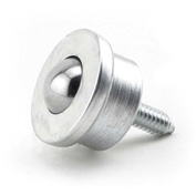 """Hudson Bearings 5/8"""" Stainless Steel Main Ball with 1/4"""" Stud in Stainless Steel Housing SMBT-5/8SS"""