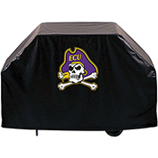 "Holland Bar Stool, Grill Cover, East Carolina, 60""L x 21""W x 36""H"