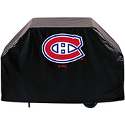 "Holland Bar Stool, Grill Cover, Montreal Canadiens, 60""L x 21""W x 36""H"