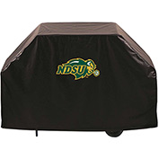 "Holland Bar Stool, Grill Cover, North Dakota State, 60""L x 21""W x 36""H"