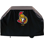 "Holland Bar Stool, Grill Cover, Ottawa Senators, 60""L x 21""W x 36""H"