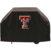 "Holland Bar Stool, Grill Cover, Texas Tech, 60""L x 21""W x 36""H"