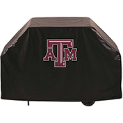 "Holland Bar Stool, Grill Cover, Texas A&M, 60""L x 21""W x 36""H"