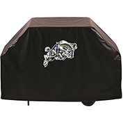 "Holland Bar Stool, Grill Cover, US Naval Academy (NAVY), 60""L x 21""W x 36""H"