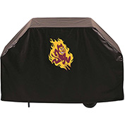 "Holland Bar Stool, Grill Cover, Arizona State, 72""L x 21""W x 36""H"