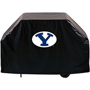 "Holland Bar Stool, Grill Cover, Brigham Young, 72""L x 21""W x 36""H"