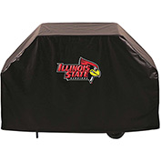 "Holland Bar Stool, Grill Cover, Illinois State, 72""L x 21""W x 36""H"