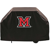 """Holland Bar Stool, Grill Cover, Miami (OH), 72""""L x 21""""W x 36""""H"""