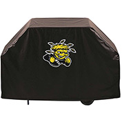 "Holland Bar Stool, Grill Cover, Wichita State, 72""L x 21""W x 36""H"