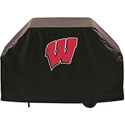 "Holland Bar Stool, Grill Cover, Wisconsin ""W"", 72""L x 21""W x 36""H"