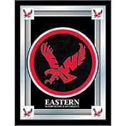 "Eastern Washington University Logo Mirror 17""W x 22""H"