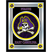 "East Carolina University Logo Mirror 17""W x 22""H"