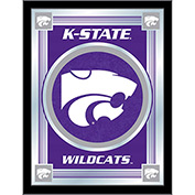 "Kansas State University Logo Mirror 17""W x 22""H"