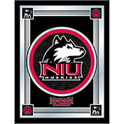 "University of Northern Illinois Logo Mirror 17""W x 22""H"