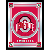 "Ohio State University Logo Mirror 17""W x 22""H"