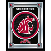 "Washington State University Logo Mirror 17""W x 22""H"