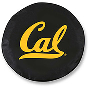 University of California Navy Tire Cover-TCLGCAL-UNNV