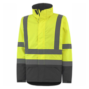 Helly Hansen Alta Insulated Jacket, Yellow, X-Large, 70335-369-XL