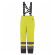 Helly Hansen Alta Insulated Pant, Yellow, Large, 70445-369-L