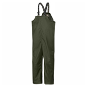 Helly Hansen Mandal Bib, Green, 2X-Large, 70529-480-2XL
