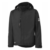 Helly Hansen Haag Jacket, Black, Large, 71043-990-L