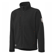 Helly Hansen Langley Fleece Jacket, Black, X-Large, 72112-990-XL