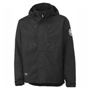 Helly Hansen Berg Insulated Jacket, Black, Large, 76201-990-L