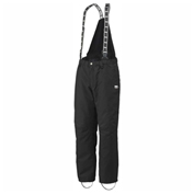Helly Hansen Berg Insulated Bib Pant, Black, Large, 76400-990-L