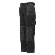 Helly Hansen Chelsea Construction Pant, Black/Charcoal, 34/32, 76488-999-34/32