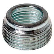 """Hubbell 1141 Reducing Bushing 1/2"""" To 3/8"""" Trade Size - Pkg Qty 100"""
