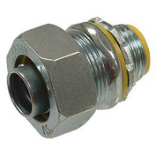 "Hubbell 3520 Straight Liquidtight Connector 2-1/2"" Insulated"