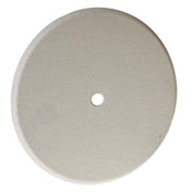 "Hubbell 5654-1 5"" Round Ceiling Closure Plate, Fixture Stud & Universal Mount Strap - Pkg Qty 10"