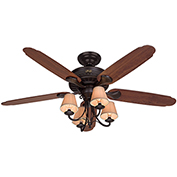 "Hunter Fan Cortland® 54"" Indoor Ceiling Fan 53094 - New Bronze"