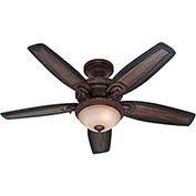 "Hunter Fan Claymore 54"" Indoor Ceiling Fan 54014 - Brushed Cocoa"