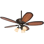 "Hunter Fan Crown Park 54"" Indoor Ceiling Fan 54015 - Tuscan Gold"