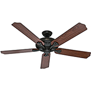 "Hunter Fan Royal Oak™ 60"" Indoor Ceiling Fan 54018 - New Bronze"