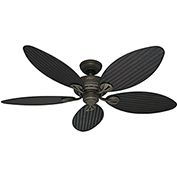 "Hunter Fan Bayview™ 54"" Damp Ceiling Fan 54098 - Provencal Gold"