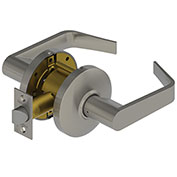 Hager 3400 Series Grade 1 Cylindrical Lock - Privacy 344002N26D000W00A