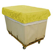 HG Maybeck Hamper Basket Cap, 200 Denier Nylon, 24 Bushel, Yellow