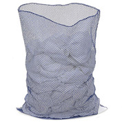 Mesh Bag W/Out Closure, Blue, 24x36, Medium Weight - Pkg Qty 12