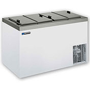 Master-Bilt® DC-8DSE-Ice Cream Dipping Cabinet, S/S Flip Top Lids, Stand Alone, 17.3 Cu. Ft.