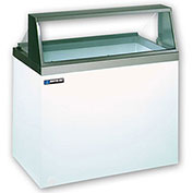 Master-Bilt® DD-46-Ice Cream Dipping/Display Merchandiser,  8-can capacity, White, 9.6 Cu. Ft.