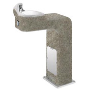 Concrete Outdoor Drinking Fountain