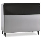 "Ice Storage Bin - 52""W x 32-1/2""D x 46""H Galv. Steel Finish"
