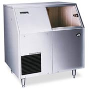 Self Contained Flaker w/ Built-In Storage Bin - 250 lbs. Capacity