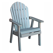 highwood® Hamilton Deck Chair, Coastal Teak