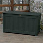 "Highwood® Deck & Patio Storage Box AD-DBXL1-CHE - 44""L x 24-15/16""W x 25-13/16""H, Green"