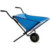 High Country Plastics Dura Cart, DC-4.5, 4.5 Cu. Ft., Folding